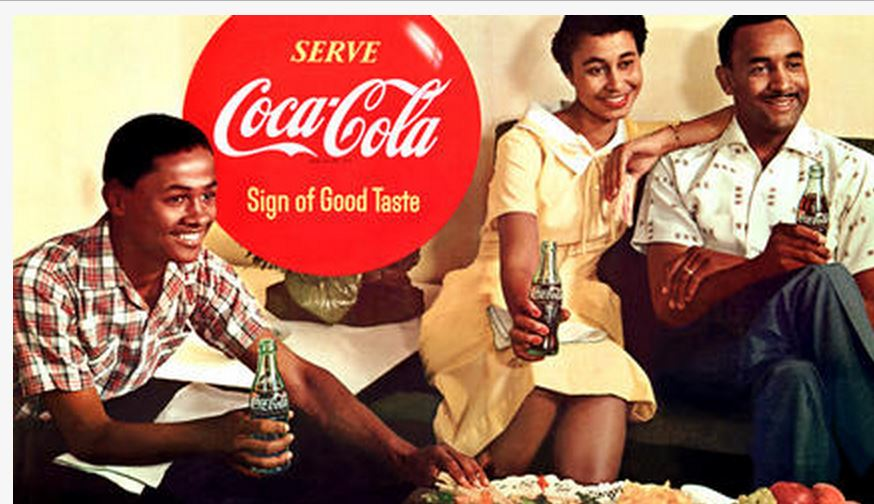 Moss Kendrix, Coca-Cola and the Identity of the Black American Consumer