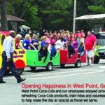 Community, West Point Coca-Cola, Commitment