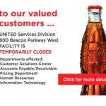 Customer Solutions, USD, UNITED, Service, Operations, Customers