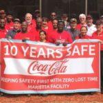 Marietta, Heart of Ambassador Award, first, Production, Safety