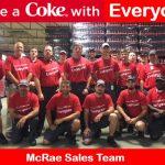Share A Coke, Community - SAC-2018-Sales-Team