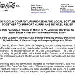 Hurricane-Michael_The-Coca-Cola-Company-The-Coca-Cola-Foundation-pledges-support