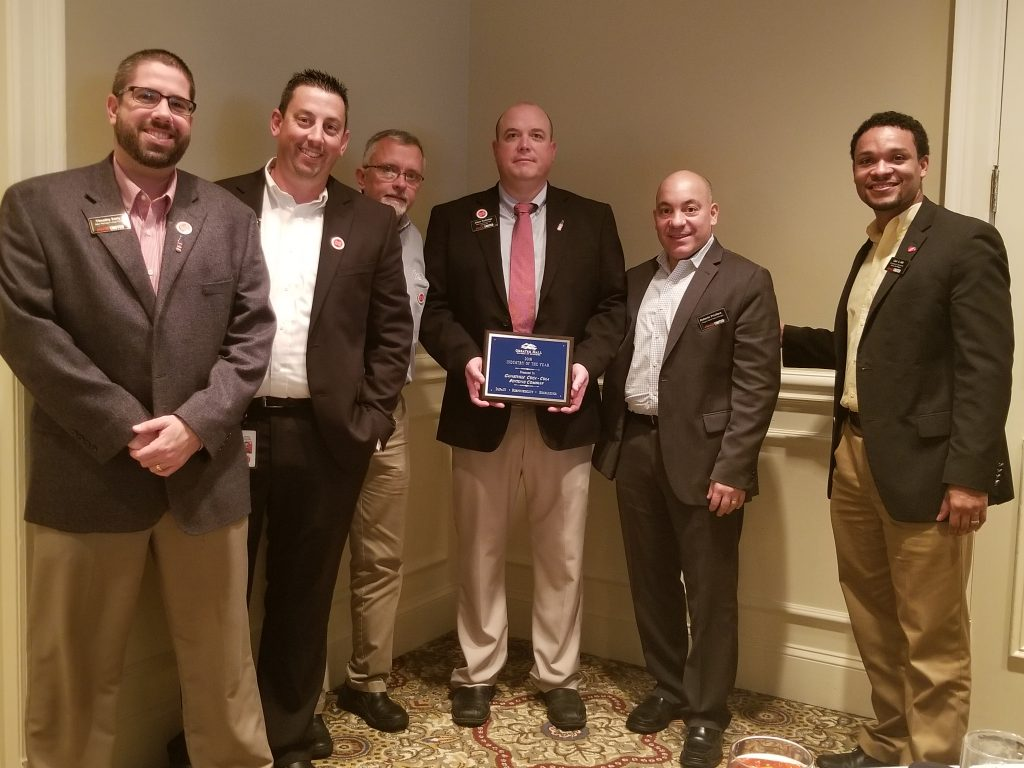 Gainesville Coca-Cola, 2018 Industry of the Year Award, Greater Hall Chamber of Commerce