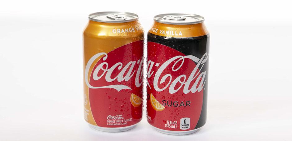 new coke flavors