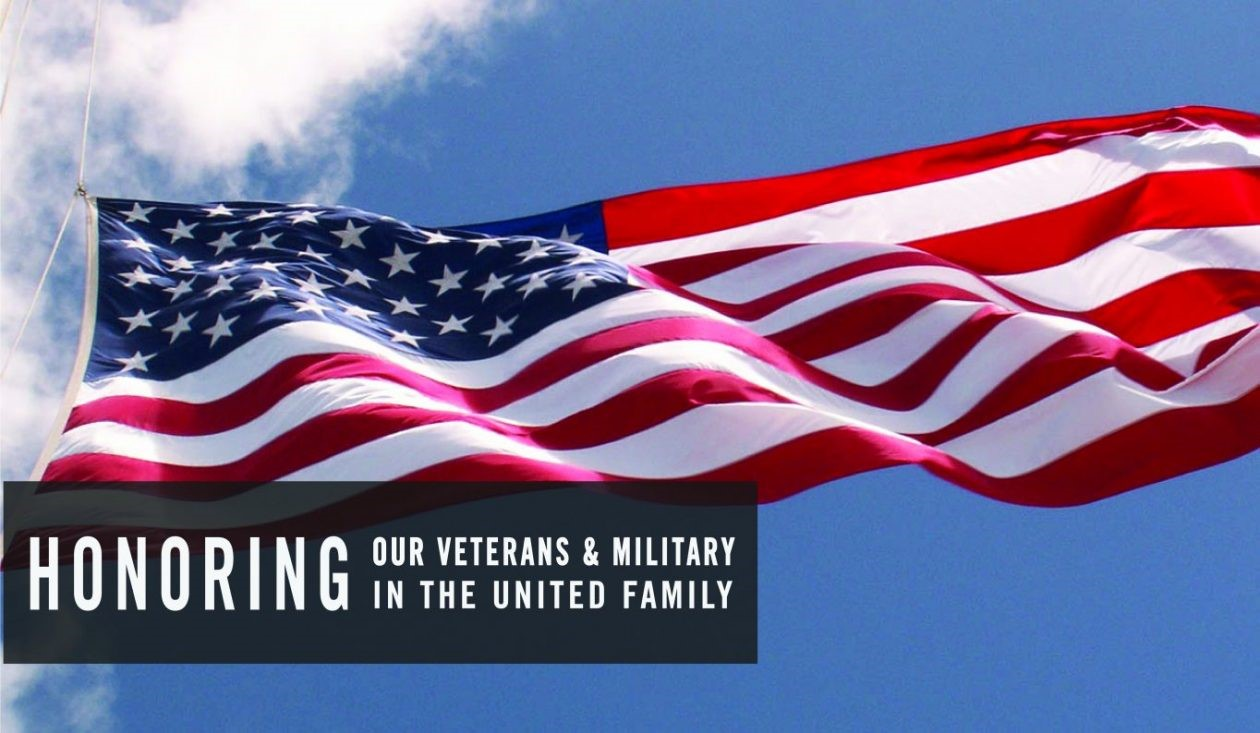United Honors Our Veterans And Military Coca Cola United
